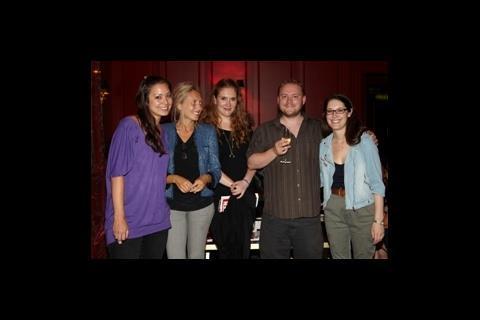 Emily Leo, Sophie Dolan, Sophie Edelstein, Matt Wilkinson and Marnie Podos